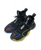 adidas(アディダス)の古着「CRAZY BYW LVL X PW」|ブラック