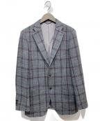 UNIVERSAL LANGUAGE(ユニバーサルランゲージ)の古着「ウールジャケット」 グレー