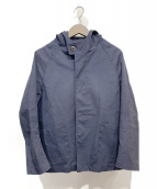 ORCIVAL(オーチバル)の古着「フーデッドコート」|ネイビー