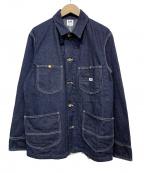 LEE(リー)の古着「LOCO Jacket 91-j」|インディゴ