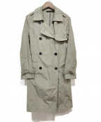 DKNY(ダナキャランニューヨーク)の古着「トレンチコート」 ベージュ