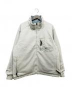 NIKE ACG(ナイキエージーシー)の古着「リバーシブルジャケット」|ホワイト