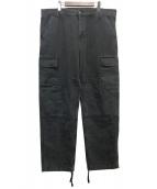 ()の古着「KEYTO CARGO PANT」 ブラック
