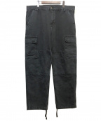 Carhartt WIP(カーハートダブリューアイピー)の古着「KEYTO CARGO PANT」 ブラック