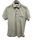 STONE ISLAND(|ストーンアイランド)の古着「ポロシャツ」|ベージュ