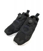 REEBOK(リーボック)の古着「ローカットスニーカー」|ブラック