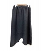 me ISSEY MIYAKE(ミー イッセイミヤケ)の古着「サルエルパンツ」|ブラック