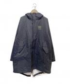 Jack Wolfskin(ジャック ウルフスキン)の古着「CITYSHELTER SHELL COAT」 ブラック
