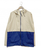 AIGLE()の古着「アクティブパーカージャケット」|ベージュ