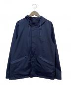 AIGLE(エーグル)の古着「ゴアテックスメルトッドジャケット」|ネイビー