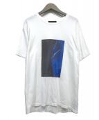 juha(ユハ)の古着「プリントTシャツ」|ホワイト