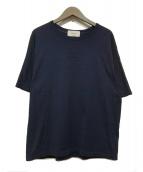 UNITUS(ユナイタス)の古着「ヘビーウェイトTシャツ」 ネイビー