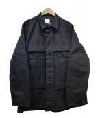 US ARMY(ユーエスアーミー)の古着「90'sBDUジャケット」|ブラック