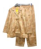 ETRO(エトロ)の古着「セットアップ」|ベージュ