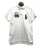 ()の古着「ポロシャツ」|ホワイト