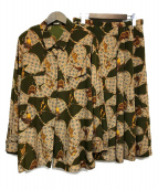 Burberrys(バーバリーズ)の古着「セットアップ」|ベージュ