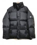 GUESS(ゲス)の古着「ダウンジャケット」|ブラック