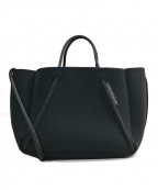 STATE OF ESCAPE(ステイトオブエスケープ)の古着「Petite guise tote bag」 ブラック