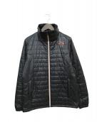 ()の古着「コアパッドジャケット」|ブラック