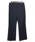 Acne studios(アクネストゥディオス)の古着「Technical Cotton Twill Trouser」|ブラック