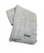 FALIERO SARTI(ファリエロサルティ)の古着「カシミアモダールストール」|グレー