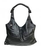 Orobianco()の古着「折りたたみバッグ」|ブラック