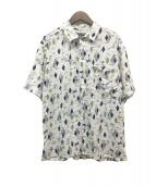 GRAMICCI(グラミチ)の古着「アロハシャツ」 ホワイト