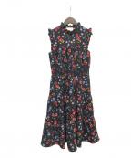 Kate Spade()の古着「smocked waist dress」