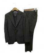 URBAN RESEARCH(アーバンリサーチ)の古着「セットアップスーツ」|ブラック