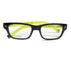 DSQUARED2()の古着「眼鏡」|ライムグリーン×ブラック