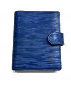 LOUIS VUITTON()の古着「カードケース」|ブルー