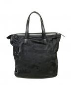 MICHAEL KORS(マイケルコース)の古着「ハンドバッグ」|ブラック