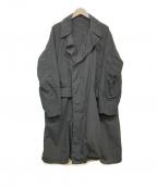 teatora(テアトラ)の古着「パッカブルデバイスコート」|ブラック