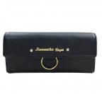 Samantha Vega(サマンサベガ)の古着「2つ折り財布」|ブラック