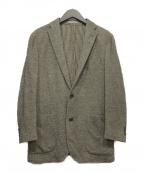 BOGLIOLI(ボリオリ)の古着「3Bジャケット」 ベージュ