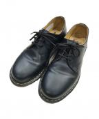 Dr.Martens(ドクターマーチン)の古着「3ホールシューズ」 ブラック