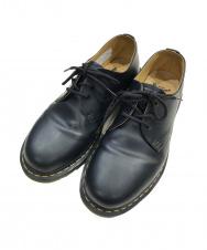Dr.Martens (ドクターマーチン) 3ホールシューズ ブラック サイズ:UK7