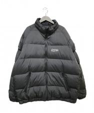 PAPAS (パパス) ダウンジャケット グレー サイズ:XL