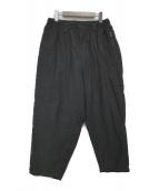 ()の古着「C/Twill Balloon Pants」|ブラック