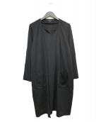 ()の古着「レイヤードワンピース」|ブラック