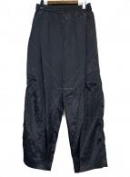()の古着「WIDE PANTS」|ブラック