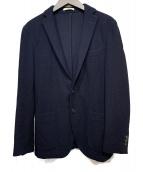 ()の古着「ウールジャケット」|ネイビー