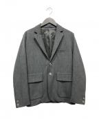 YAECA(ヤエカ)の古着「ジャケット」 グレー
