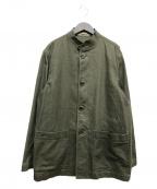 Paul Smith London(ポールスロンドン)の古着「カバーオール」|オリーブ