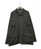 ()の古着「CPOジャケット」 ブラック