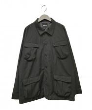 NOT CONVENTIONAL (ノットコンベンショナル) CPOジャケット ブラック サイズ:F