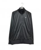 New Era(ニューエラ)の古着「トラックジャケット」|ブラック