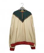 GUCCI(グッチ)の古着「ナイロンプルオーバー」|ベージュ
