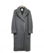 GLOVER ALL(グローバーオール)の古着「ウールチェスターコート」|グレー
