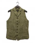 NIGEL CABOURN(ナイジェルケーボン)の古着「リネンジレ」|オリーブ